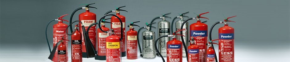 Fire Extinguishers – London – Victory Fire – Range of fire extinguishers