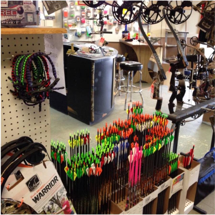 Archery Range Rochester, NY