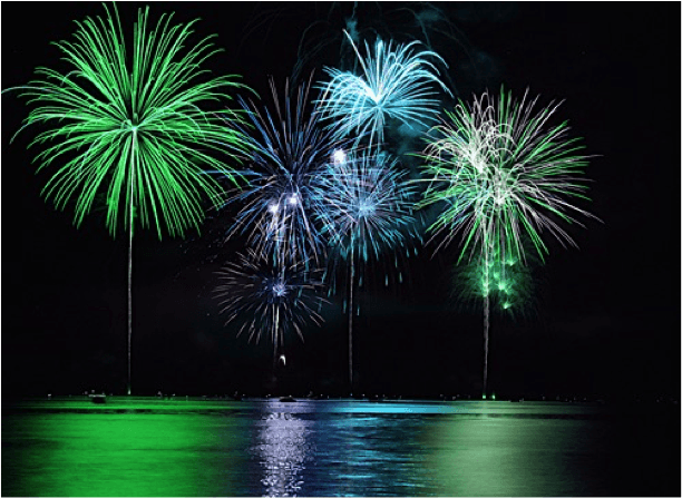 Fireworks - the perfect ending to the perfect day at Hilton Head Island! Join us for our Fireworks Dolphin Cruise.
