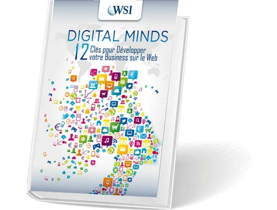 WSI Digital Minds Book Cover