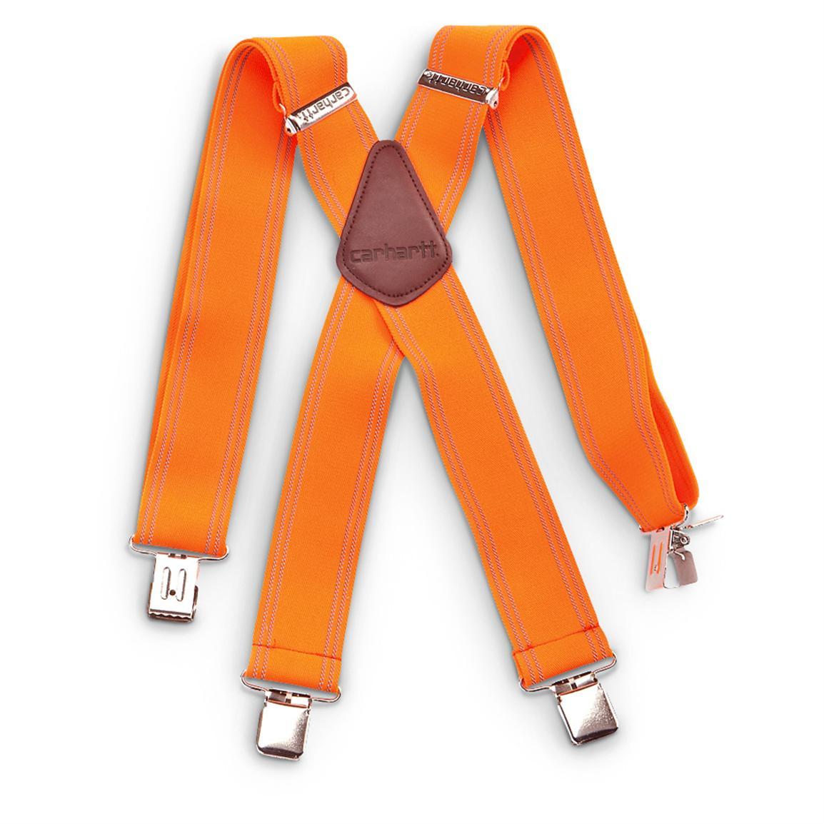 Carhartt suspenders