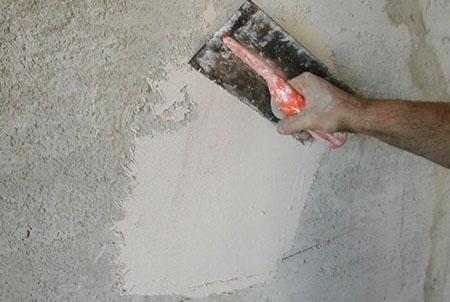riparazione crepe muri