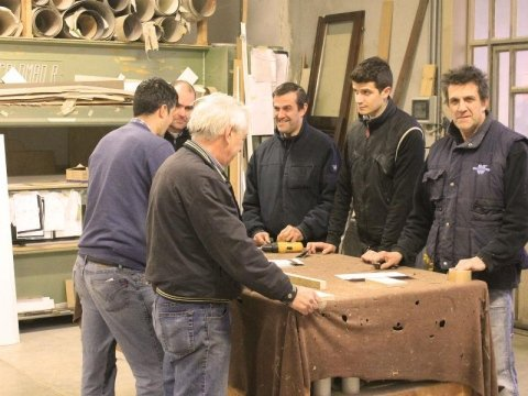 laboratorio artigianale mobili