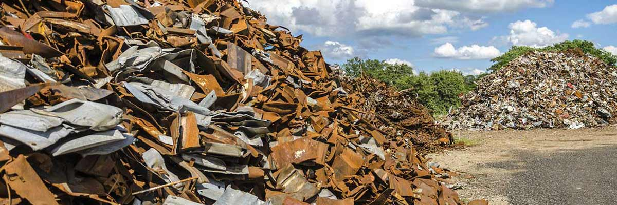Recommended scrap metal recycling in Blacktown