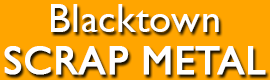Blacktown Scrap Metal scrap metal merchants