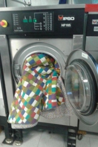 Lavaggio trapunte e piumoni