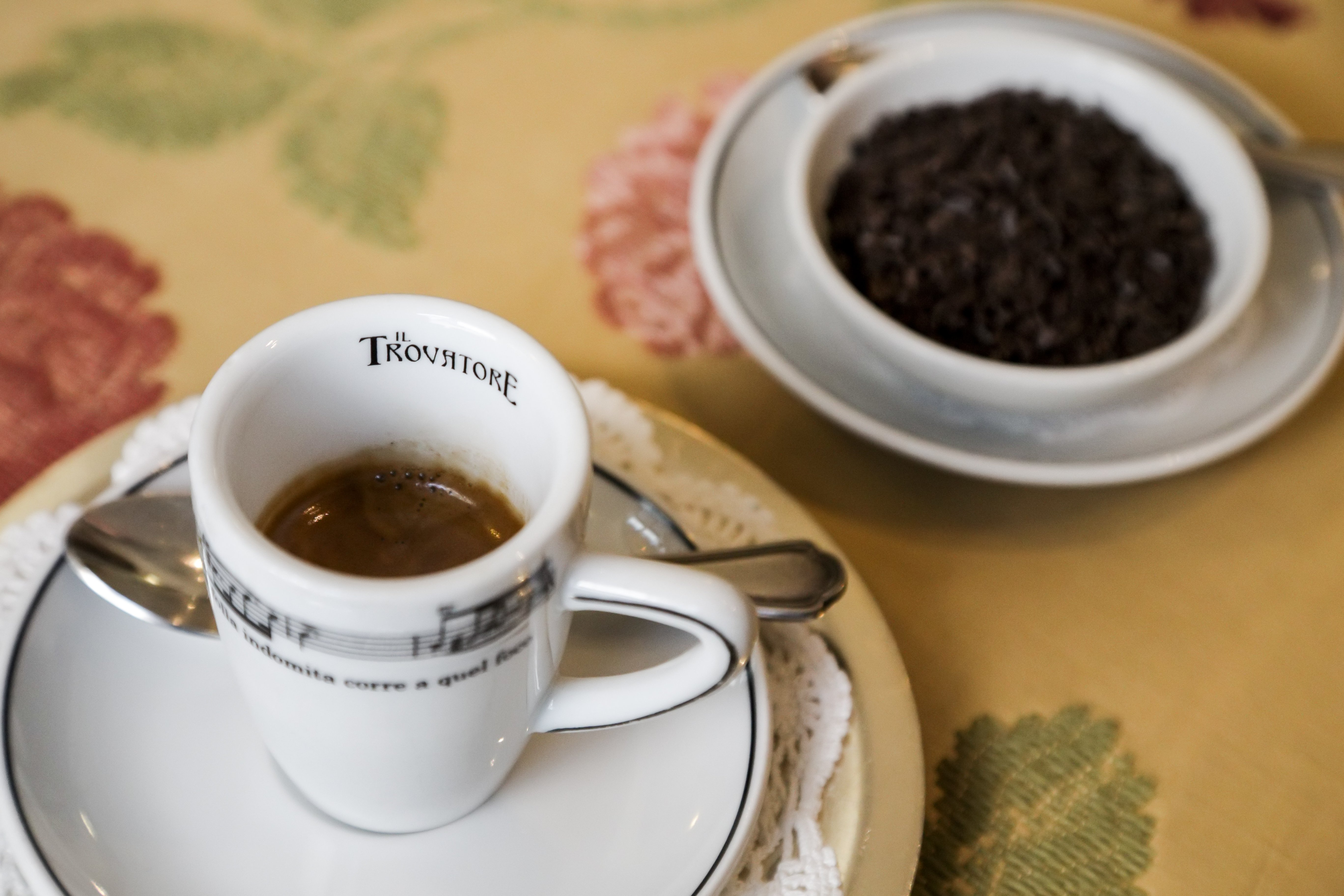 tazzina di caffé