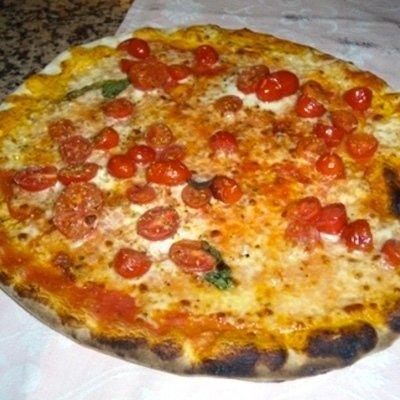 pizza verdure
