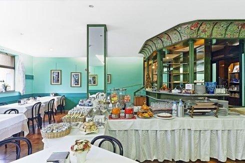 Hotel Novara - Sogno - Sala dedicata alla prima colazione