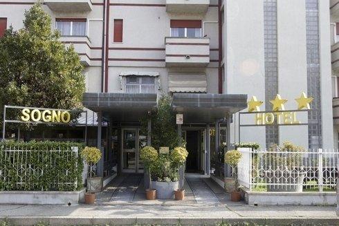esterno hotel residence Sogno