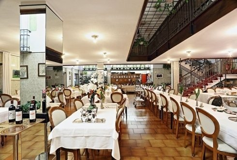 Ristorante Hotel Sogno a Novara