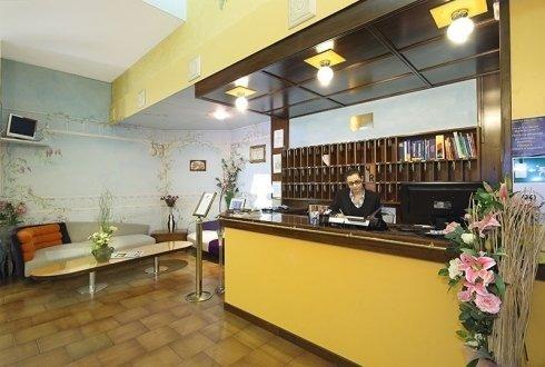 Hotel Residence Sogno a Novara - reception