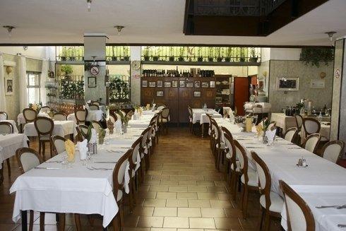 sala pranzo hotel residence Sogno