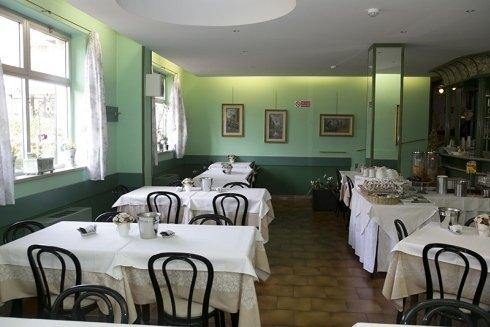 sala ristorante hotel residence Sogno