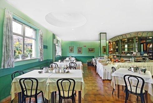 Hotel Novara Sogno - Sala prima colazione