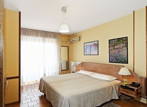 Hotel a Novara - Sogno - Tre Stelle - Camera matrimoniale