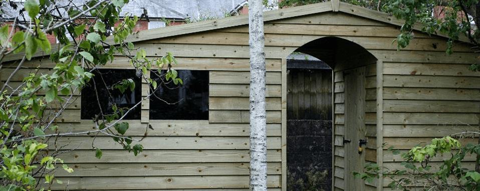 garden building