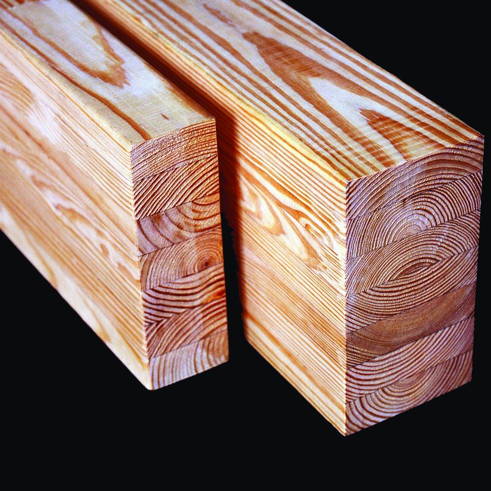 Glulam Glued Laminated Timber