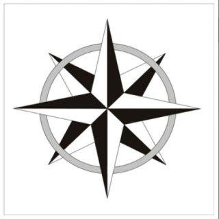 decorazione a stella