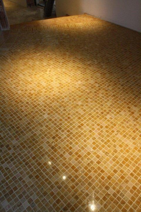 pavimenti tecnica mosaico