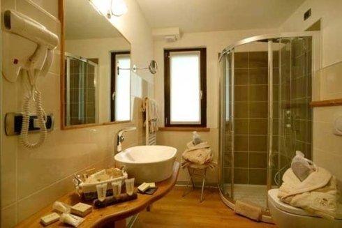 Bagno Camera Executive Hotel Boton D'Or