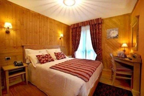 Camera Singola Hotel Boton D'Or La Thuile