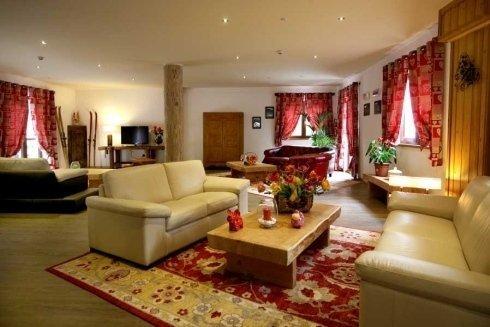 Lounge - Bar Hotel Boton D'Or La Thuile