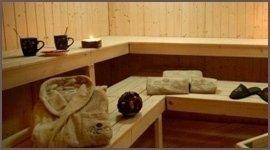 centro benessere, sauna finlandese, bagno vapore