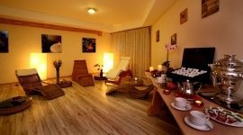 poltrone vimini, arredamento zen, feng shui,sala Relax