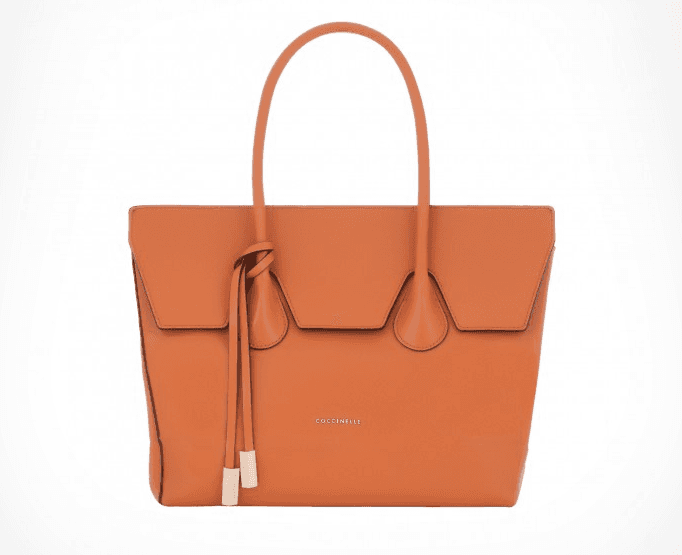 Coccinelle shopping bag