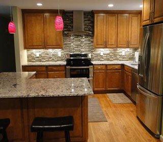 Kitchen Remodel Danbury, CT