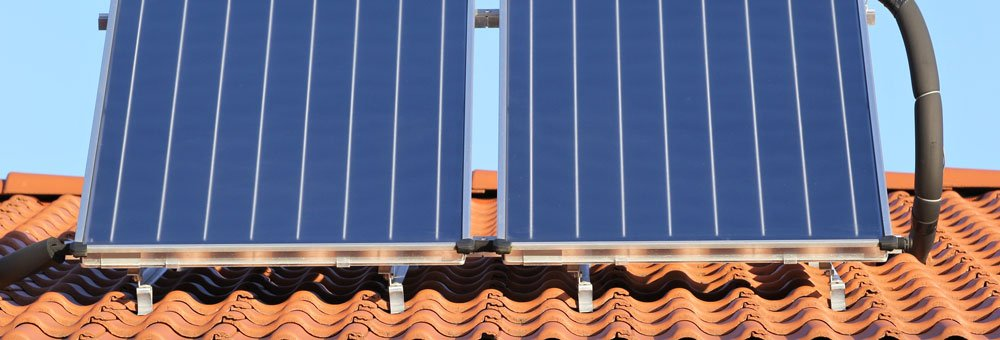 Pannelli solari per riscaldamento