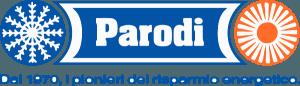 parodi risparmio energetico logo
