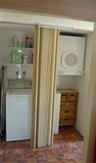 Lotus Vinyl Door