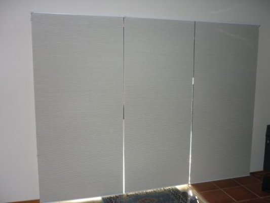 Honeycomb Blockout Blind