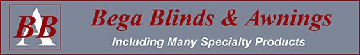 Bega Blinds & Awnings logo