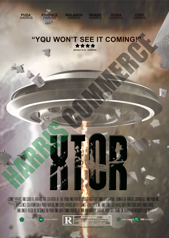 sci-fi movie poster