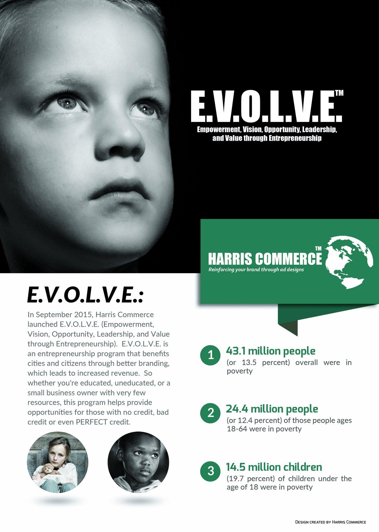 E.V.O.L.V.E. flyer