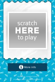 Basic scratch off Digital Coupon