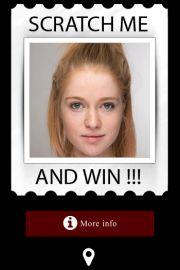 make -up scratcher digital coupon