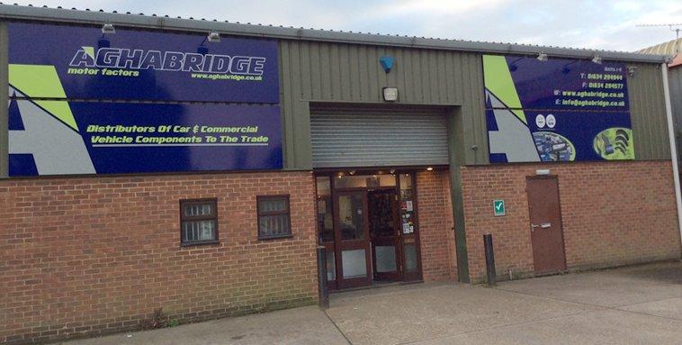 Aghabridge store