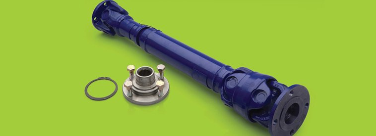 propshaft specialists