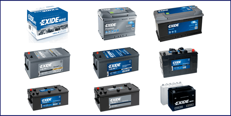 Car battery supplies