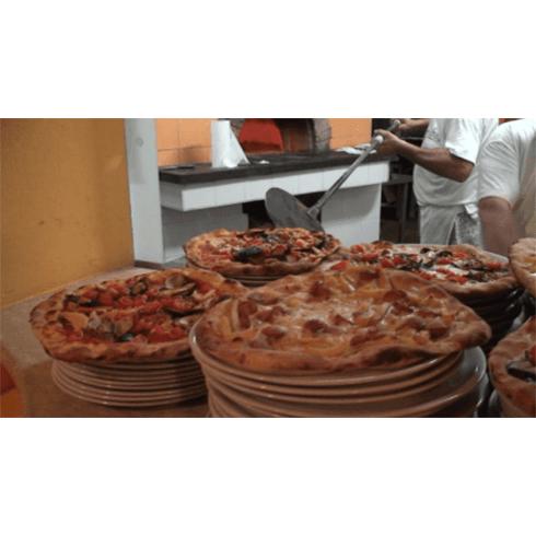 pizza, ristorante, menu pizze