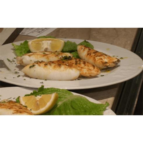 specialità pesce di paranza, antipasti di mare, pesce fresco