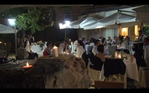 ristorante tavoli all