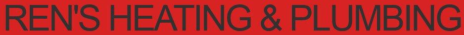 Ren's Heating & Plumbing logo