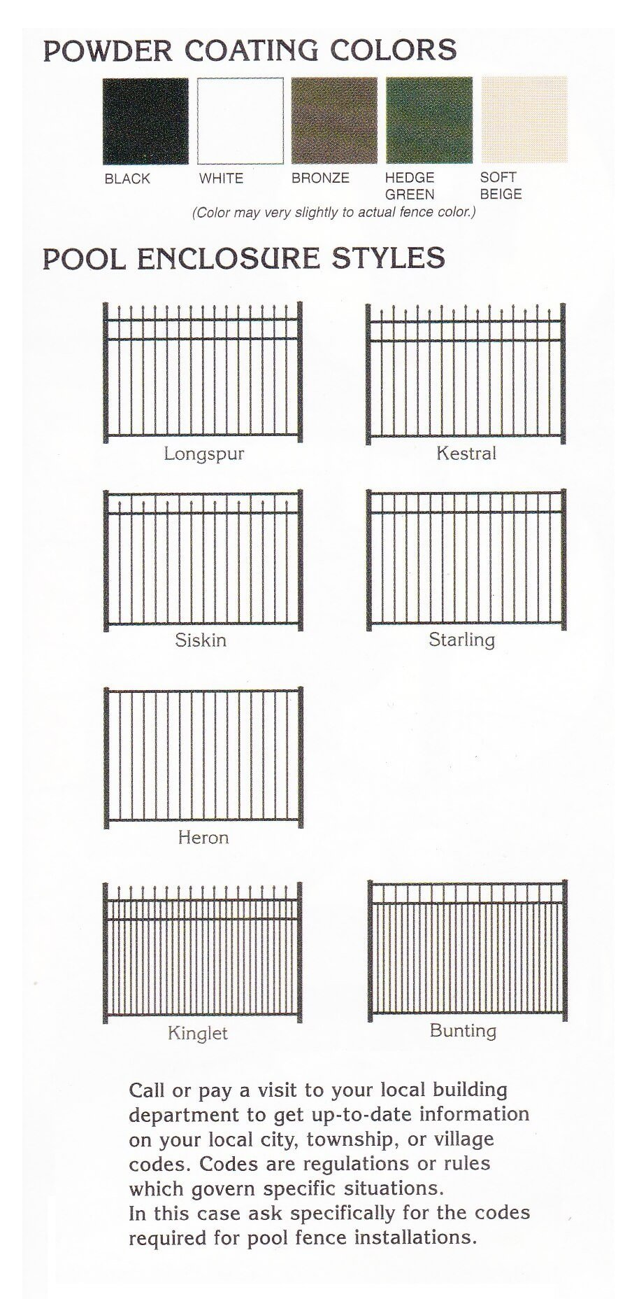 Aluminum Fence Wilmington Nc