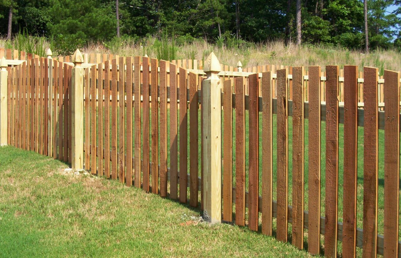 Wood Fence Wilmington, NC