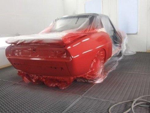 verniciatura auto